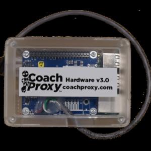 CoachProxy Hardware v3.0